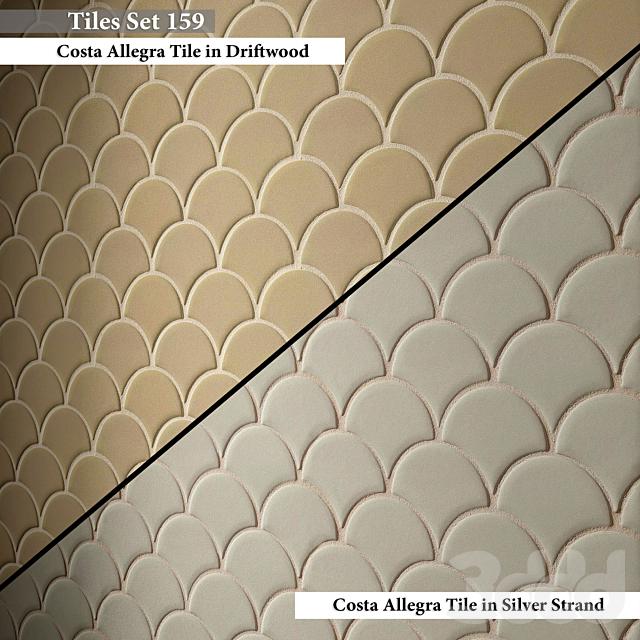 Tiles set 159