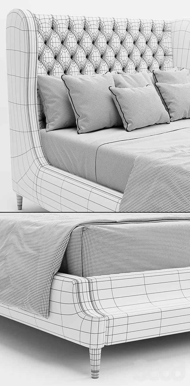 Tosconova Caprice Bed
