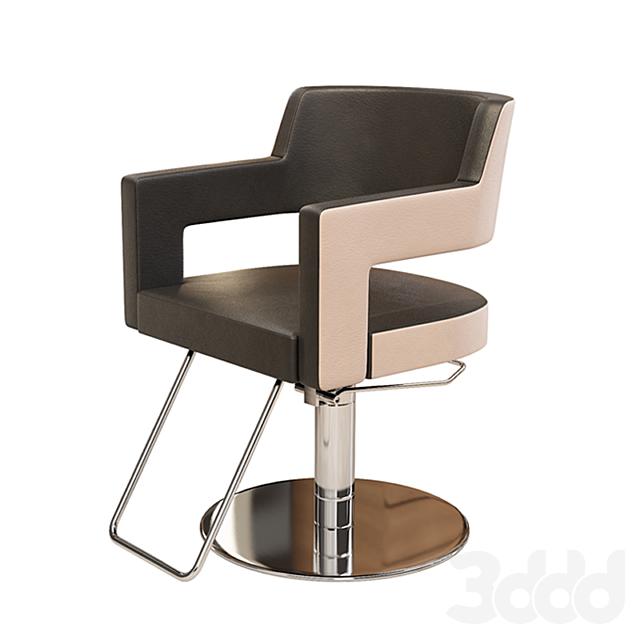 Creusa Color Roto styling salon chair