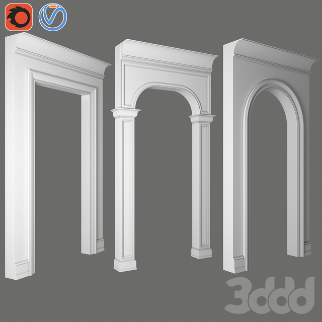 Decorative molding_010