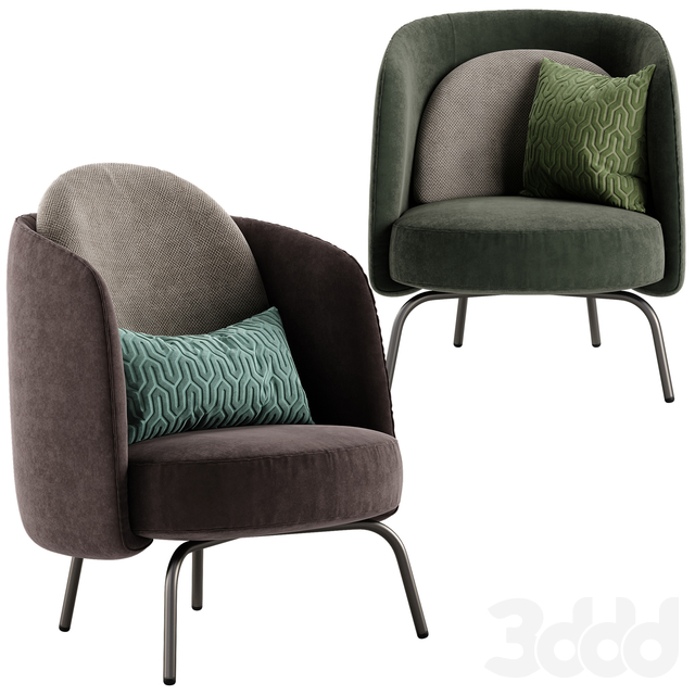 Ditre italia Lucia armchair