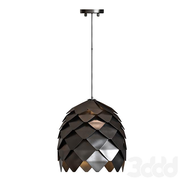 Подвесной светильник Crimea Pine Cone Black