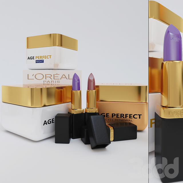Cosmetics Set 1001