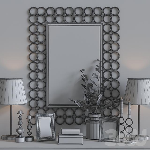 Decoraton set