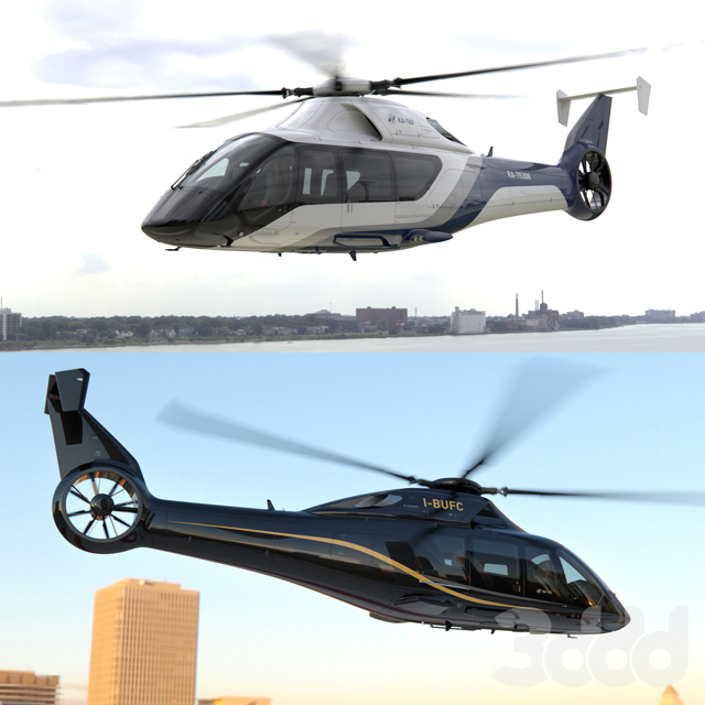Вертолет КА-162 Private Heli