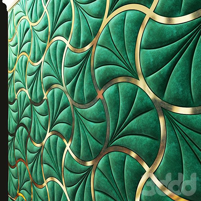 Мягкая, декоративная панель для стен.
