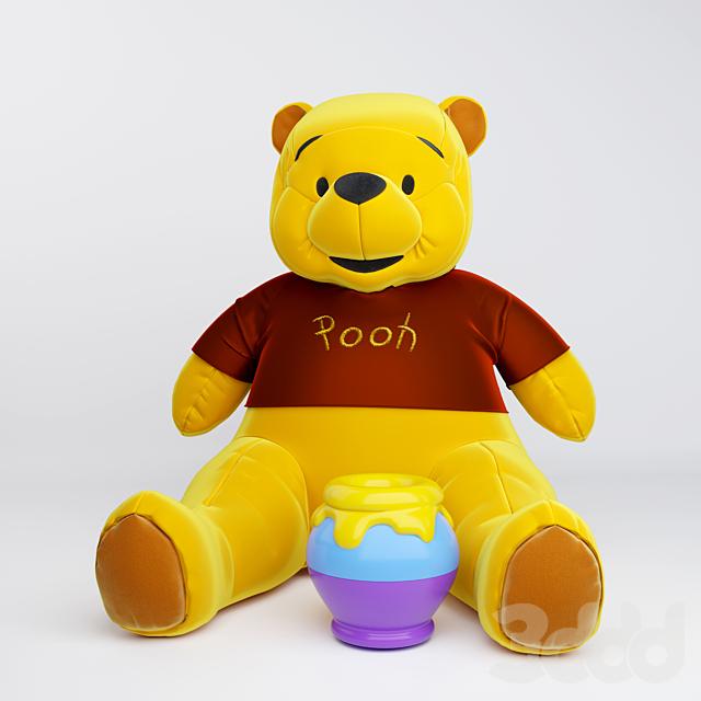 Kids toy Winnie Pooh/ Winnie-the-Pooh/