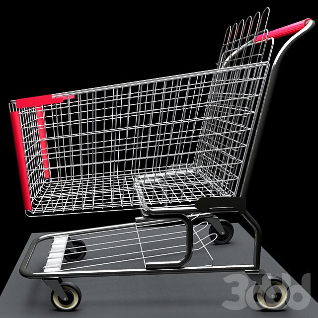 Shopping Cart, Push Cart
