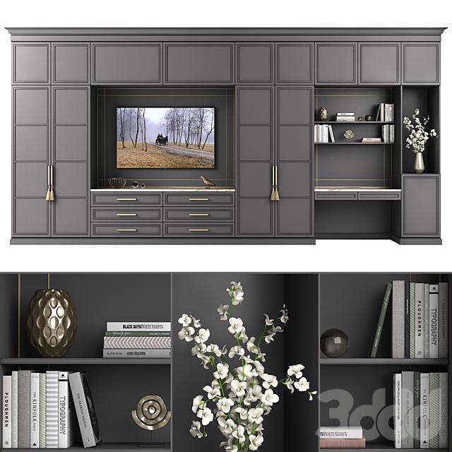 Мебельная композиция 48