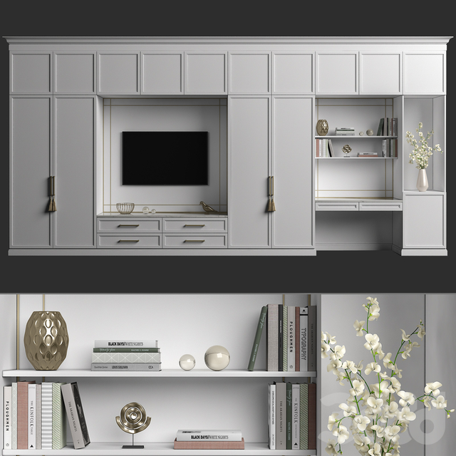 Мебельная композиция 49