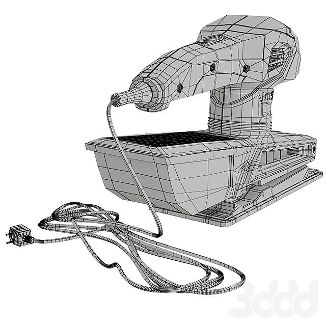 Виброшлифовальная машина Bosch