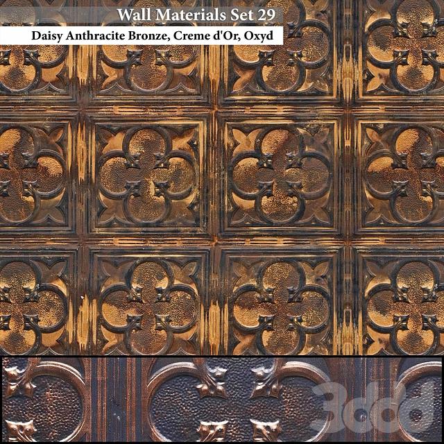 Wall Materials Set 29
