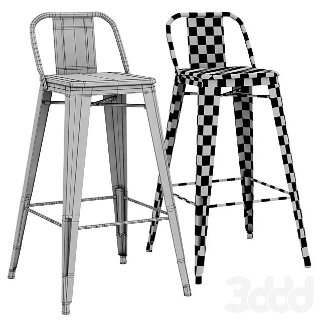 Deephouse Барный стул TOLIX