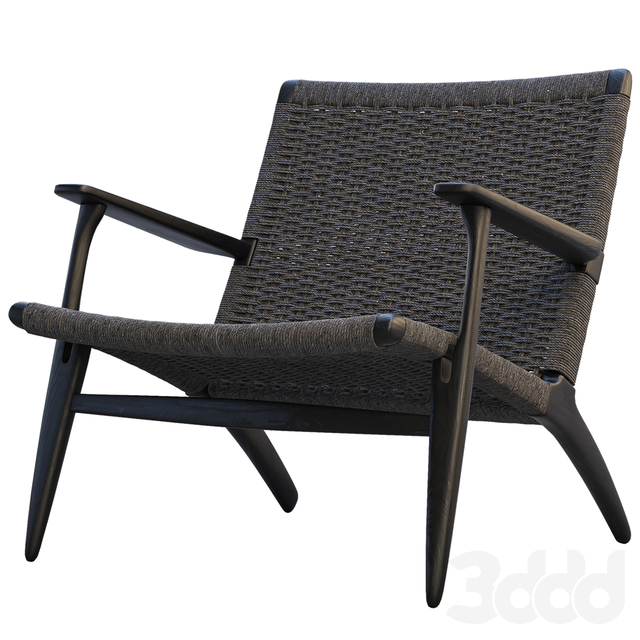 CH25 Lounge Chair (4 colors)