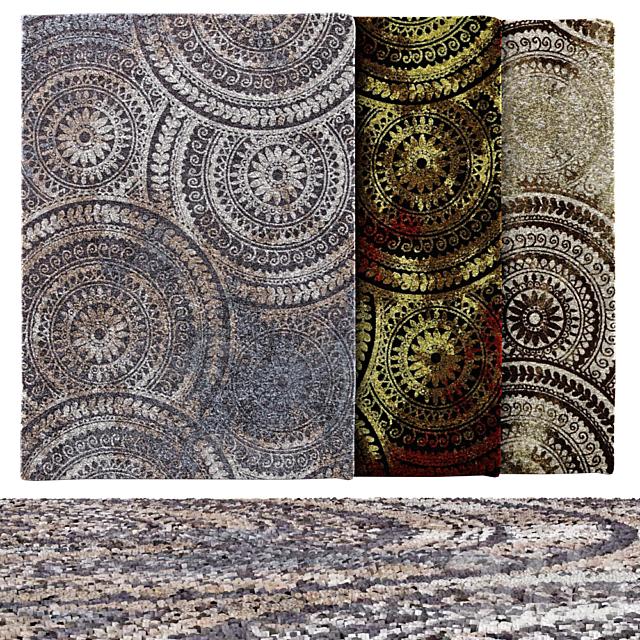 Carpets 03 | Spiral Medallion