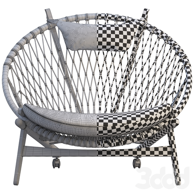 PP130 Circle Chair