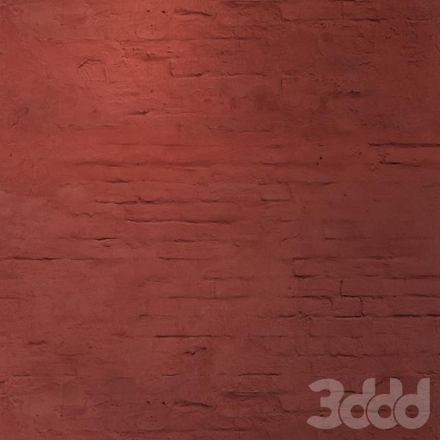 Красный кирпич 820