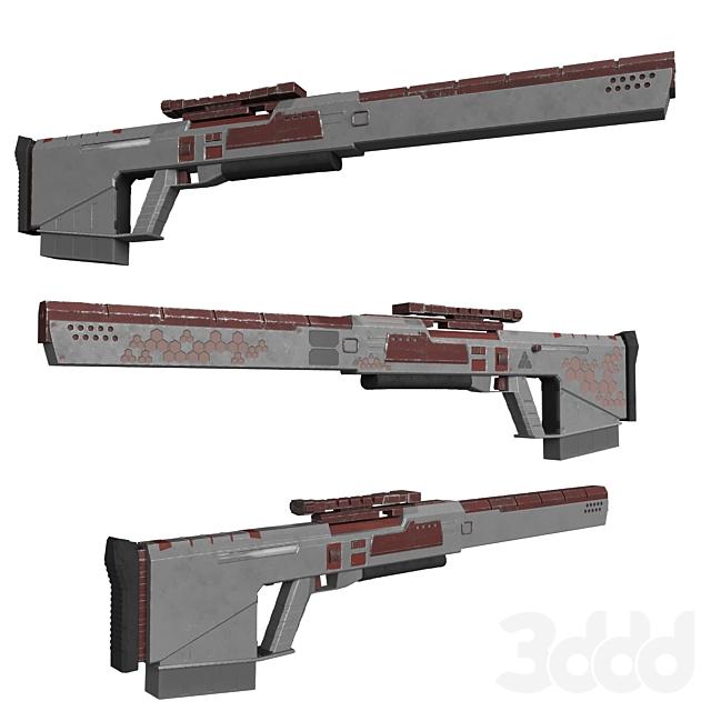 Scifi Sniper Refile