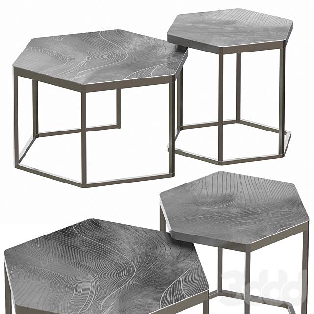 Пара столиков ROMB от MyImagination.lab