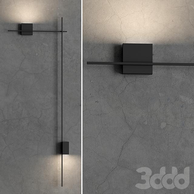 Настенный светильник Direct Wall от Forstlight