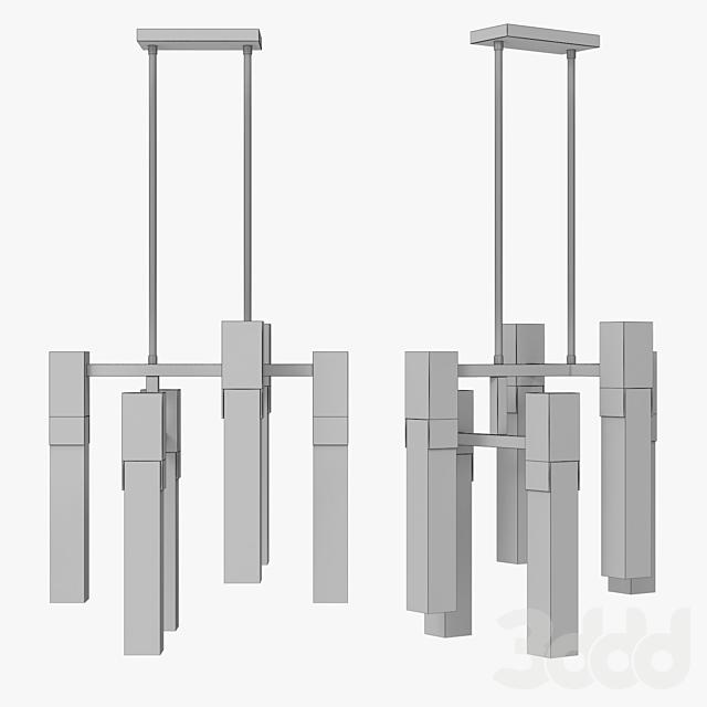 Kelly Wearstler - Covet small chandelier