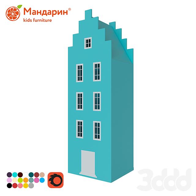 Шкаф-домик №1