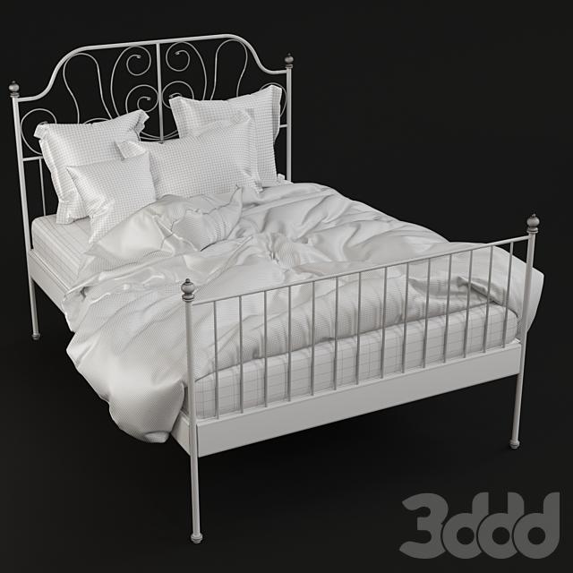 Кровать ИКЕА ЛЕЙРВИК