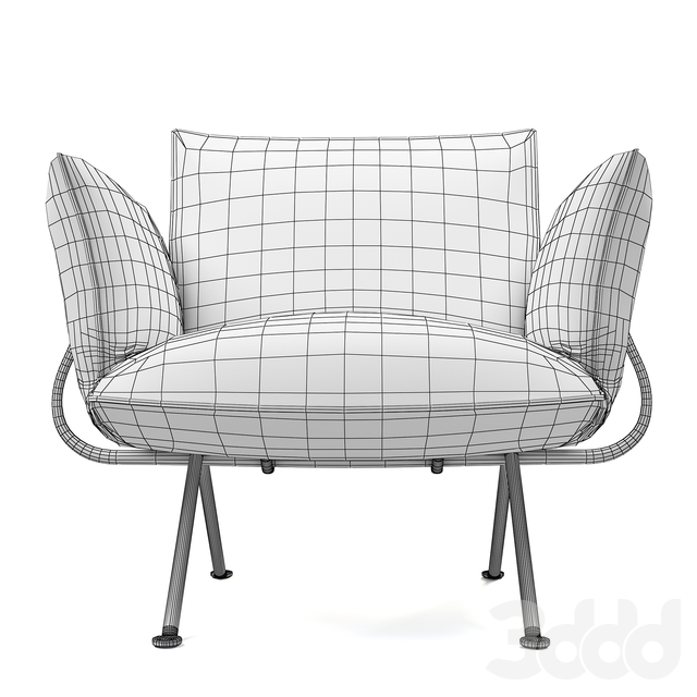 Кресло Home Magis Officina Armchair
