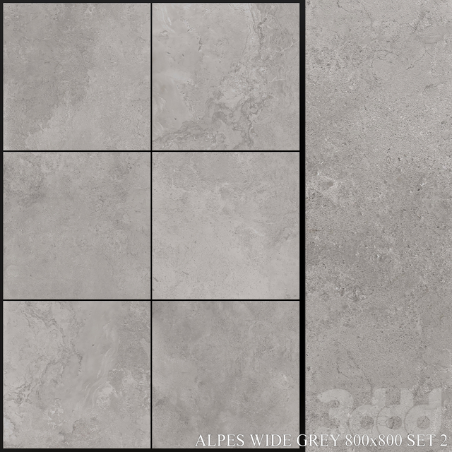 ABK Alpes Wide Grey 800x800 Set 2