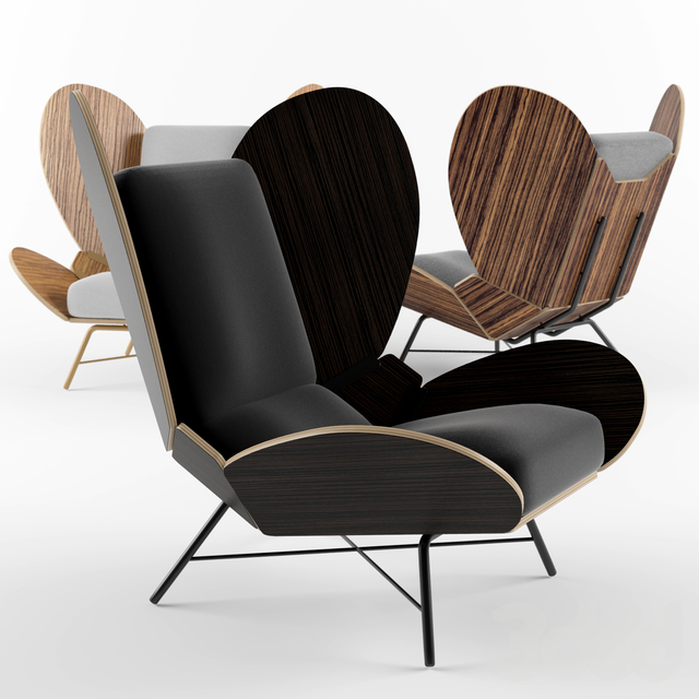Freewing Lounge Chair