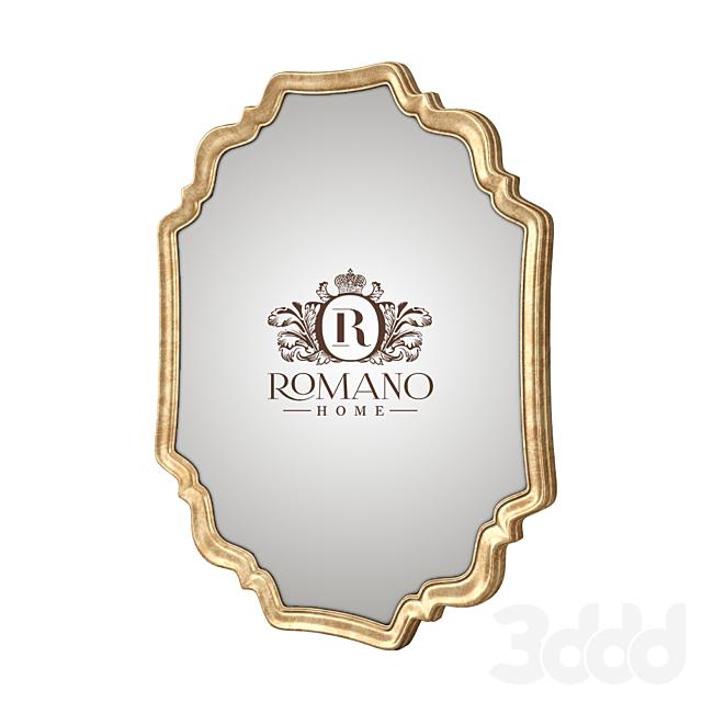 (ОМ) Зеркало Эмилия Star Grand Romano Home
