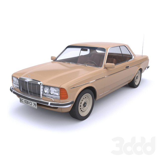 Mercedes-benz 1979