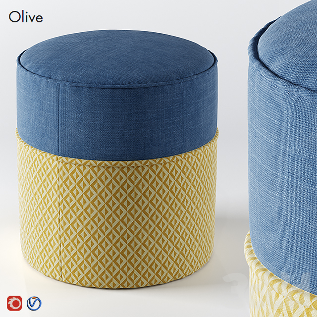 Roomadesign Olive