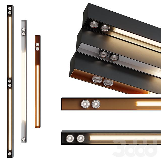 Modular Lighting Instruments SLD 50 Naked
