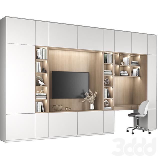 Мебельная композиция 72