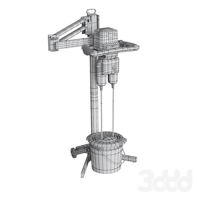 ridgid mixer
