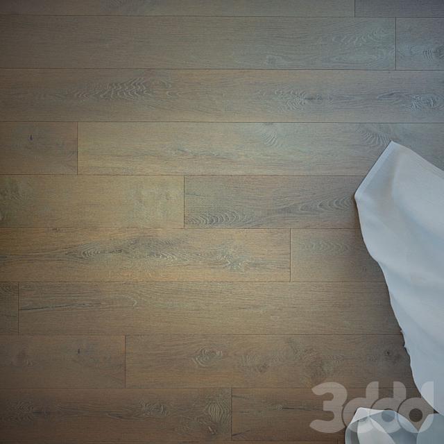 LunaPi Wooden Oak Floor