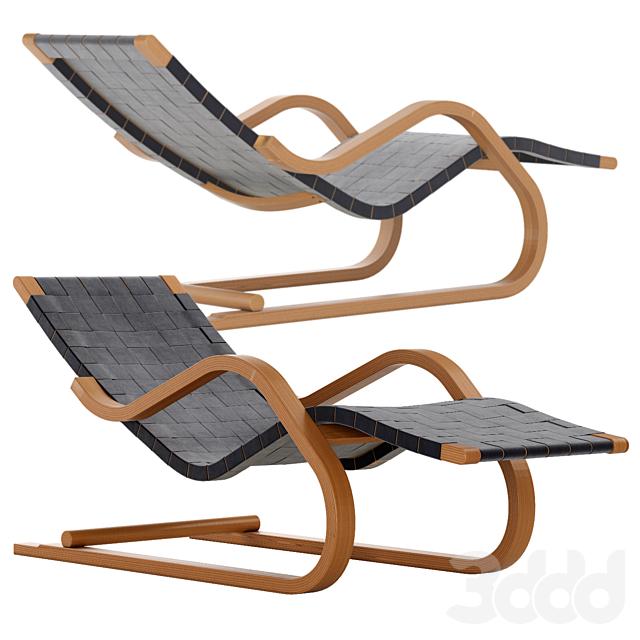 Artek Lounge Chair
