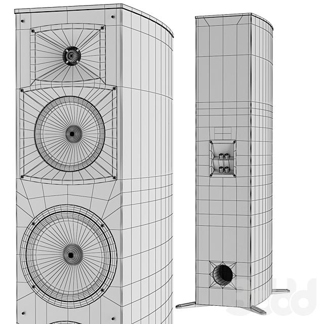 Напольная акустика Yamaha NS-555