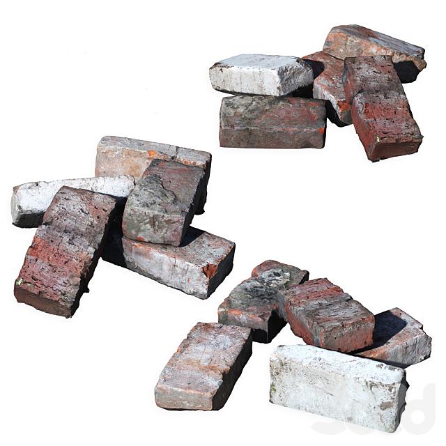 Old Brick \ Старые кирпичи
