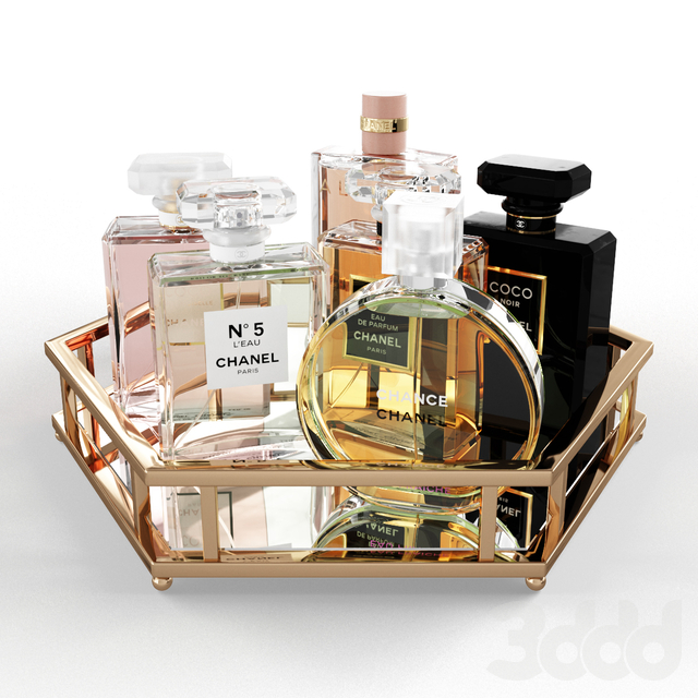 CHANEL Perfume Collection 3