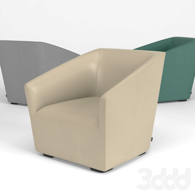 Vitra_occasional-Lounge chair