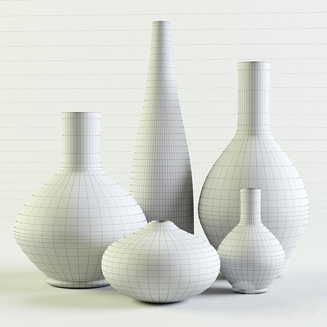 Vases - set 02