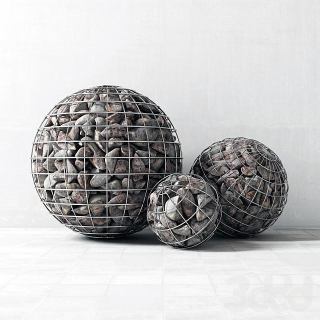 Gabion sphere / Габион сферический