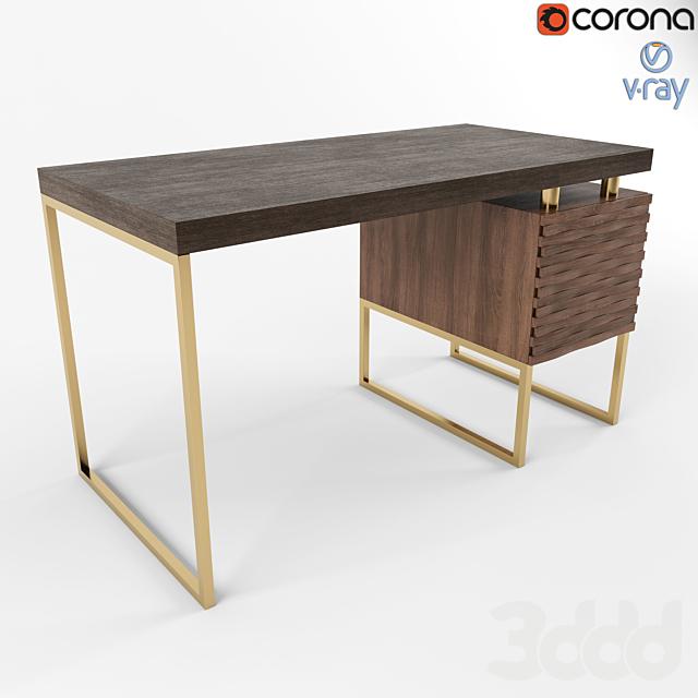 Modern Desk-Table  by Benacun