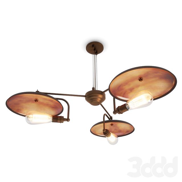 Cullen Industrial Pendant Light