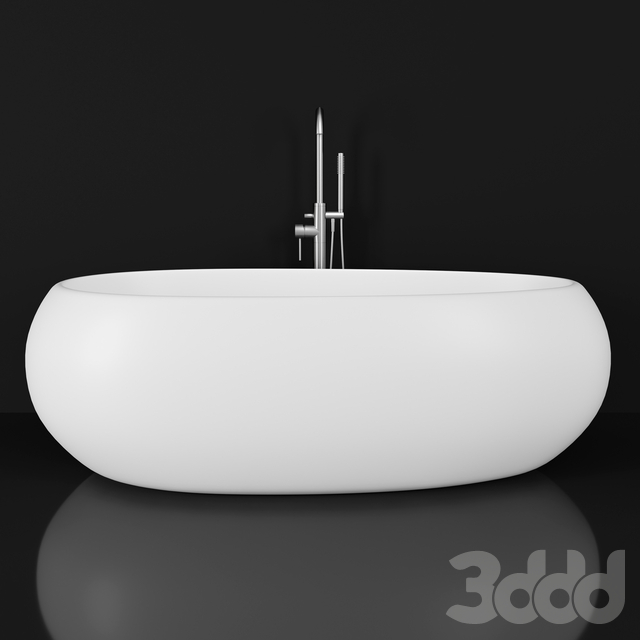 Bath pod Lusso stone