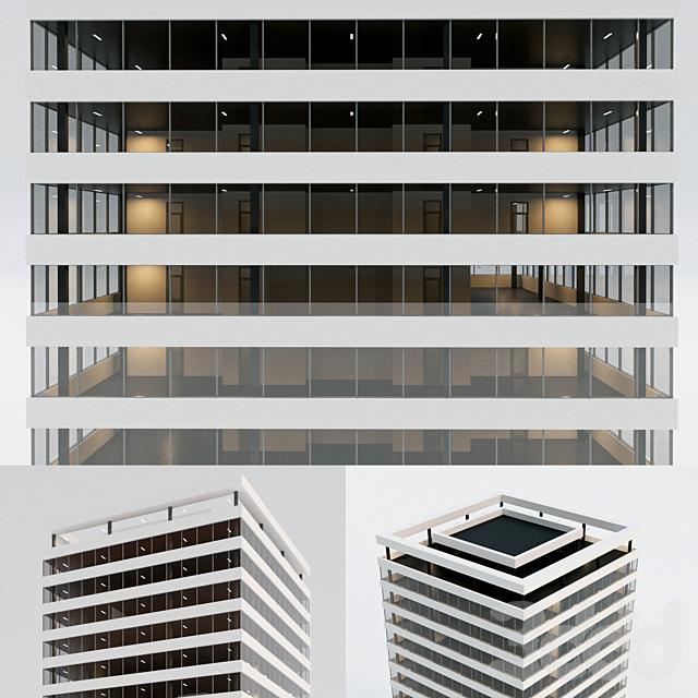 Офисное здание.