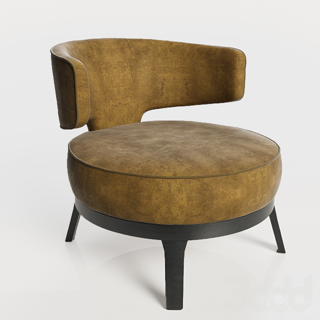 PS Interiors - Duroc Lounge Chair