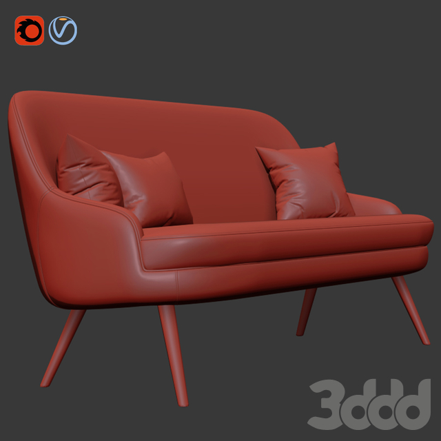 375 Walter Knoll Sofa